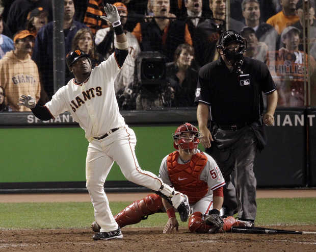 2010 SF Giants