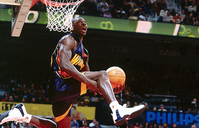 nba dunk contest