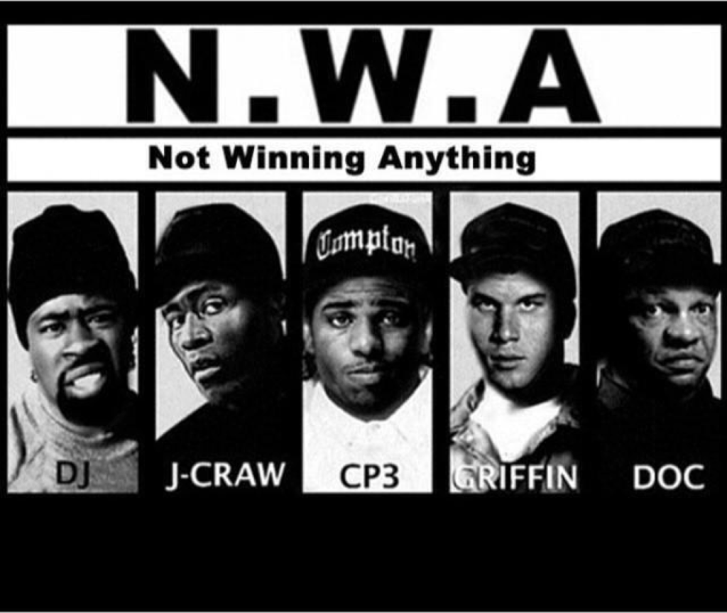 LA Clippers NWA