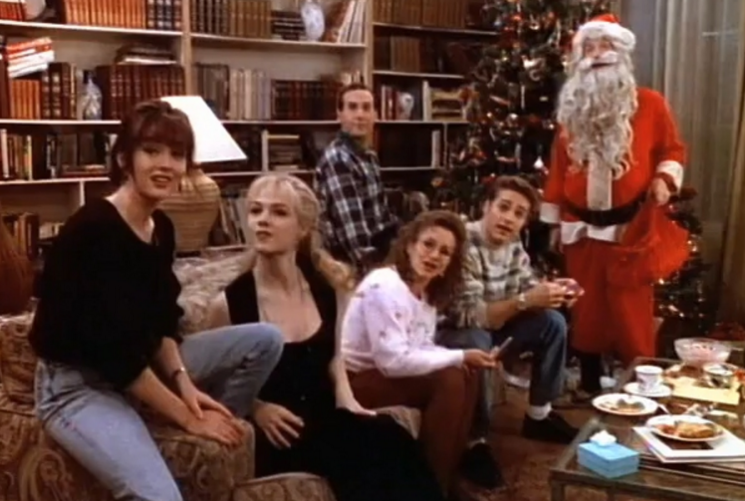 90210 Christmas Episodes