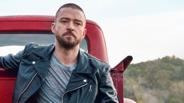 Justin Timberlake's new album